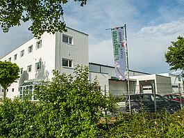 Das Frische-Zentrum T. Meissner in Kassel.